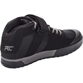 Ride Concepts Wildcat Schoenen Jongeren, zwart/grijs